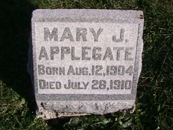 Mary J Applegate