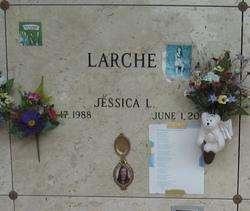 Jessica L Larche