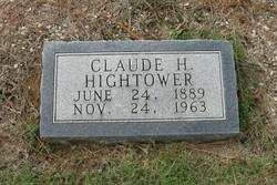 Claude Henderson Hightower