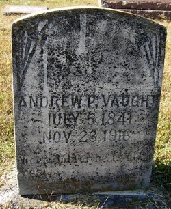 """Andrew Preston """"Andy"""" Vaught"""