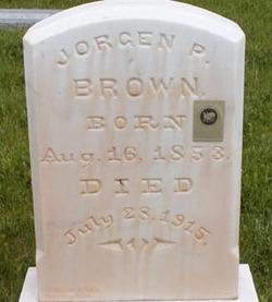 Jorgen Peterson Brown