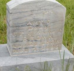Amy Clarissa Brown