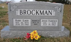 Harry Elmer Brockman