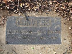 Ruth Summers <I>Hinkson</I> Convers