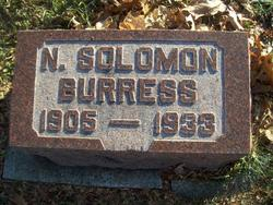 Nero Solomon Burress