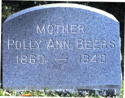 Polly Ann <I>Drumheller</I> Beers