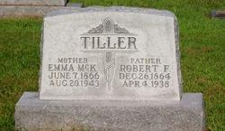 Emma <I>McKenzie</I> Tiller