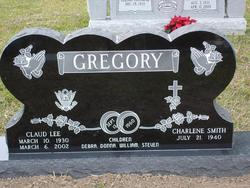Claud Lee Gregory