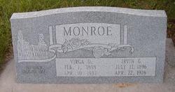 Irvin George Monroe