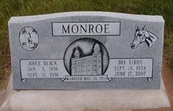 Joyce Black Monroe