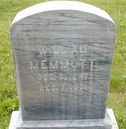 William Francis Memmott, Jr