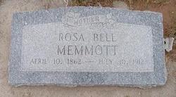 "Rosa Bell ""Rossie"" <I>Ivie</I> Memmott"