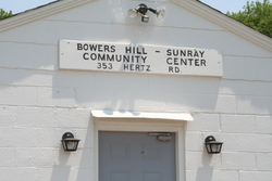 Bowers Hill-Sunray Community Center Cemetery