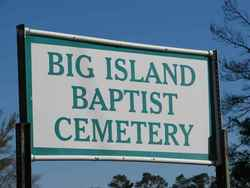 Big Island Baptist Church Cemetery