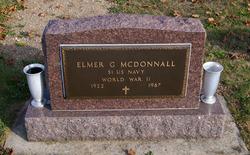 Elmer G McDonnall