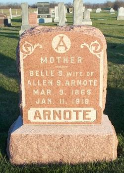 Isabelle S <I>Potter</I> Arnote