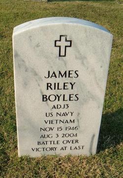 James Riley Boyles