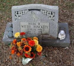 Hilda Robertson <I>Wittie</I> Hinkley