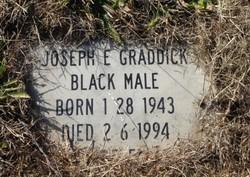Joseph E. Graddick