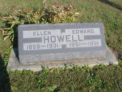 "Louise Ellen ""Ellen"" <I>Conger</I> Howell"