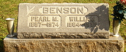 Pearl M. <I>Smith</I> Benson