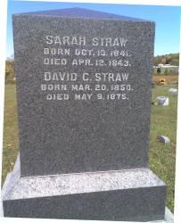 David C Straw