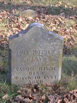 Mary <I>Smallwood</I> Hough