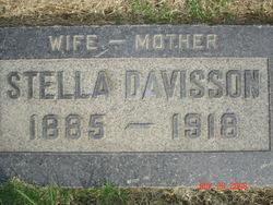 Stella <I>Burbank</I> Davisson