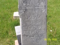 Emily Hannah <I>Ivie</I> Walch