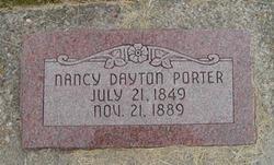 Nancy Isabelle <I>Dayton</I> Porter