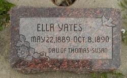 Ella Yates