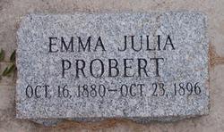 Emma Julia Probert