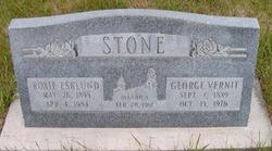 Roxie <I>Esklund</I> Stone