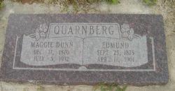 """Margaret """"Maggie"""" <I>Dunn</I> Quarnberg"""
