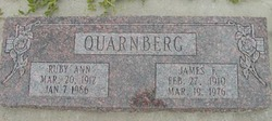 James Fredrick Quarnberg