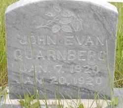 John Evan Quarnberg