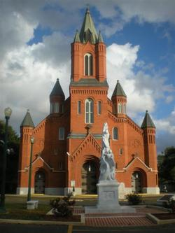 Saint Landry Church Cemetery