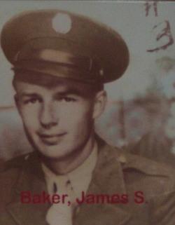 Sgt James S Baker