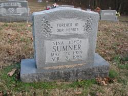 Nina Ray <I>Joyce</I> Sumner