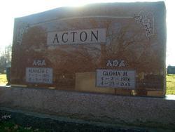 Kenneth Clayton Acton