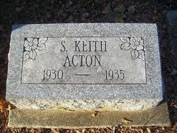 Simon Keith Acton