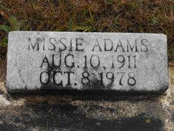 Missie Adams