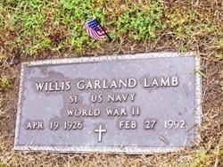Willis Garland Goat Lamb