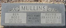 Ben Ross Mullins