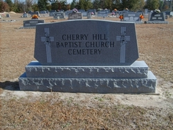 Cherry Hill Baptist Church Cemetery