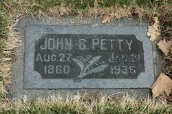 John George Petty