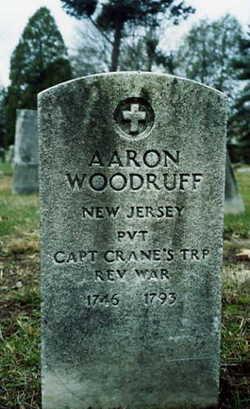 Pvt Aaron Woodruff