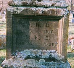Mary E <I>Bartlett</I> Bardwell