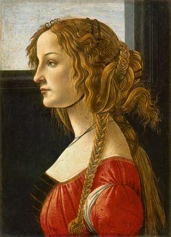 Simonetta <I>Cattaneo</I> Vespucci