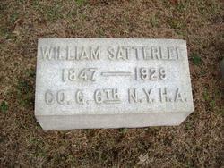 Pvt William Satterlee